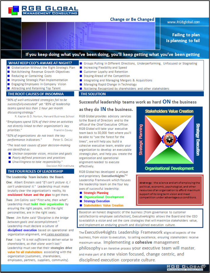 RGB Global Brochure